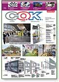 Обложка Журнала С.О.К. Сантехника Отопление Кондиционирование №08/2012